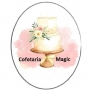 Cofetaria Magic logo